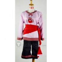 Spice and Wolf Holo Pink Cosplay Costume