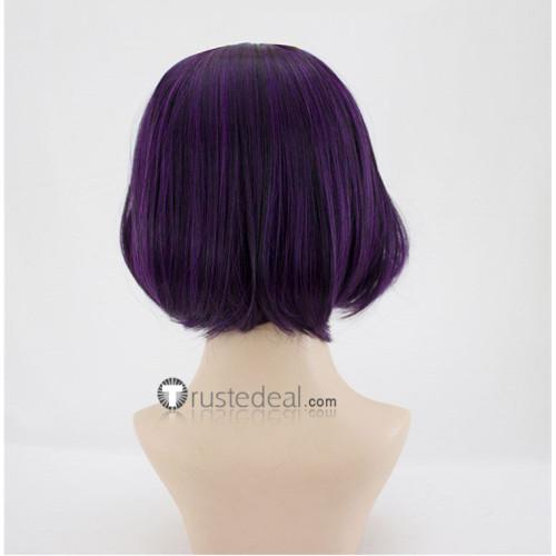 Kakegurui Midari Ikishima Purple Cosplay Wigs