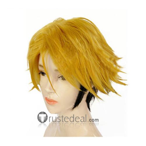 Black Butler Kuroshitsuji Ronald Knox Blonde Cosplay Wig