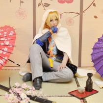 Touken Ranbu Yamanbagiri Kunihiro Cool Cosplay Costume