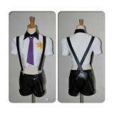 Panty & Stocking with Garterbelt  Stocking Policeman Uniform Cosplay Costume 2