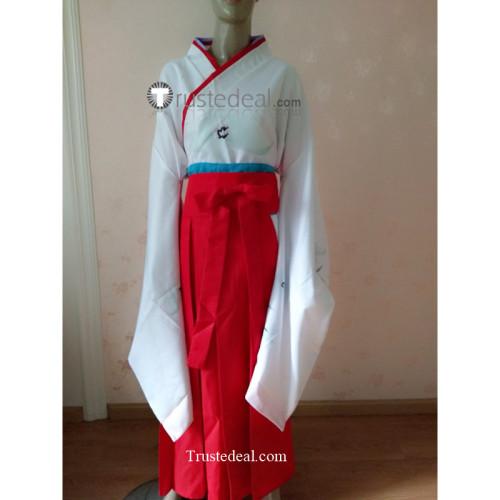 Kakegurui Gambler Yuriko Nishinotouin Kimono Hakama Cosplay Costume