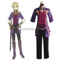 Akagami no Shirayukihime Kiki Seiran Purple Cosplay Costume
