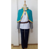 Konosuba God's Blessing on this Wonderful World Kazuma Satou Cosplay Costume