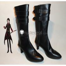 Touken Ranbu Kashuu Kiyomitsu Cosplay Boots Shoes