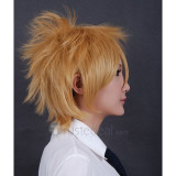 Panty & Stocking with Garterbelt Male Panty Blonde Cosplay Wig