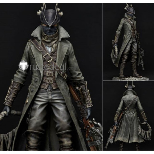 Bloodborne The Hunter's Hat Cosplay Props