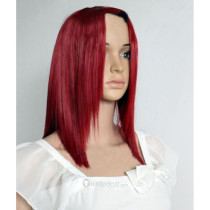Toaru Majutsu no Index A Certain Magical Index Stiyl Magnus Red Cosplay Wig