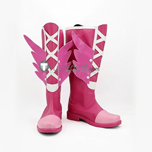 My Little Pony Equestria Girls Rainbow Dash Cosplay Boots Shoes