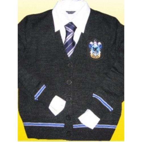 Harry Potter Ravenclaw Knitwear Cosplay Outfit