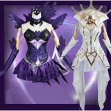 League of Legends LOL Lux Light Dark Elementalist Cosplay Costumes