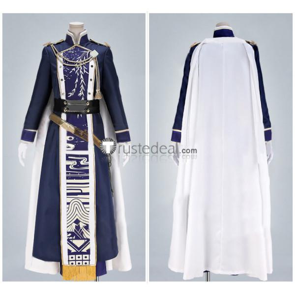Touken Ranbu Nikkari Aoe Kiwame Cosplay Costume