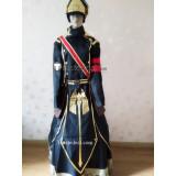 Re Creators Altair Military Uniform Princess Cosplay Costume