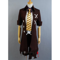 Ao no Exorcist Amaimon Cosplay Costume