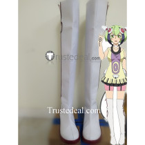 Dimension W Yurizaki Mira Cosplay Shoes Boots