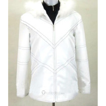A Certain Magical Index Accelerator White Cosplay Costume
