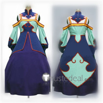 Code Geass Lelouch of the Rebellion Chinese Emperor Jiang Lihua Cosplay Costume