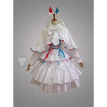 Pokemon Gijinka Togetic White Cosplay Costume