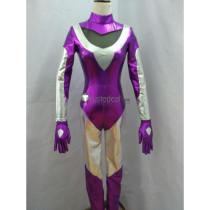 League of Legends DJ Sona Purple Jumpsuit Cosplay Costume