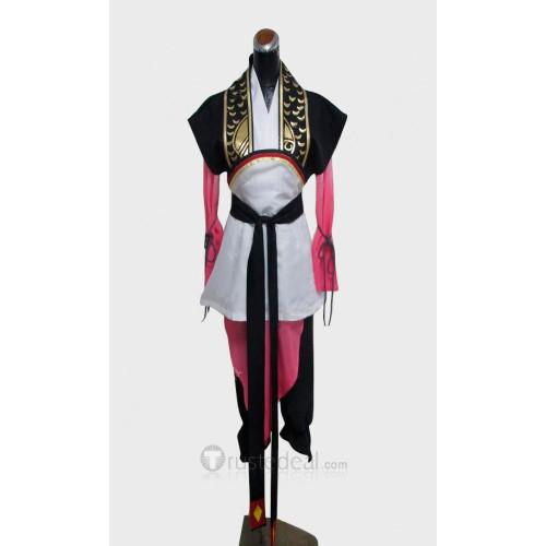 Magi The Labyrinth Of Magic Ren Hakuryu Pretty Cosplay Costume