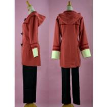 No.6 Shion Red Cosplay Custume