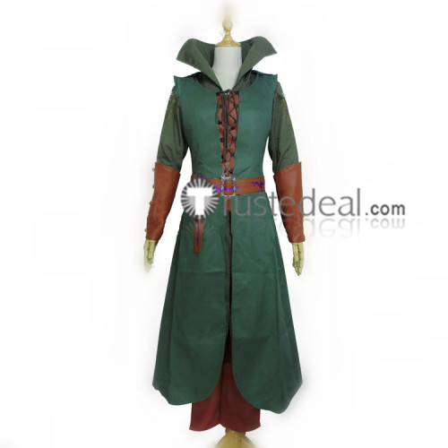 The Hobbits Movie Tauriel Elf Cosplay Costume