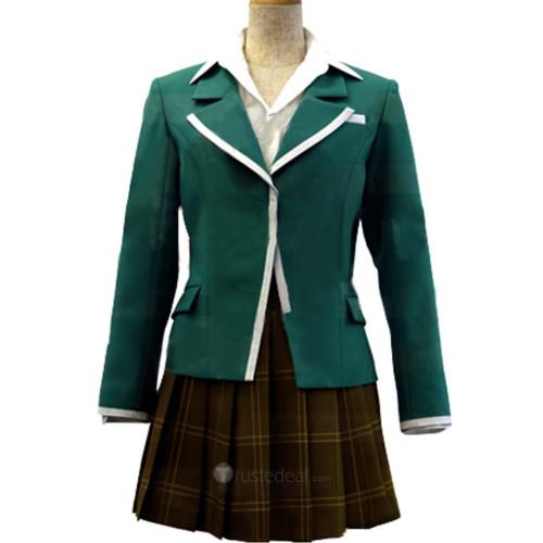 Rosario and Vampire Akashiya Moka Academy Uniform Cosplay Costume Jacket