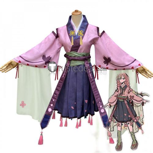 Kimetsu no Yaiba Demon Slayer Mitsuri Kanroji Muichiro Tokito Fanart Kimono Cosplay Costumes