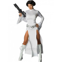 Star Wars Princess Leia Cosplay Costume