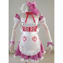 The Idolmaster Cinderella Girls Frederica Miyamoto Cosplay Costume