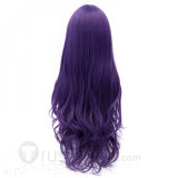 Love Live Nozomi Tojo Mermaid Curl Purple Cosplay Wig