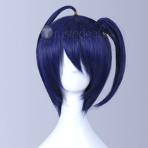 Chunibyo Rikka Takanashi Blue Cosplay Wig