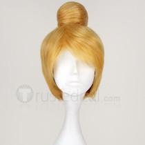 Tinker Bell Disney Princess Tinkerbell Blonde Cosplay Wig