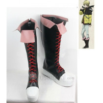 Zetsuen no Tempest Blast of Tempest Fuwa Mahiro Cosplay Shoes Boots