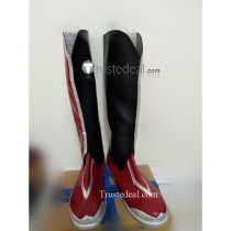 League of Legends LOL New SKin Battle Academia Ezreal Lux Katarina Jayce Cosplay Boots Shoes