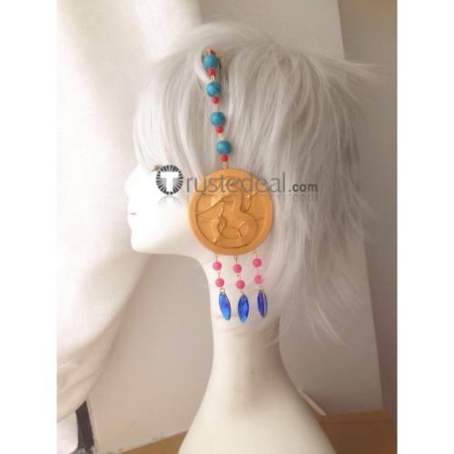 Akatsuki no Yona Yona of the Dawn Zeno Headdress Cosplay Accessories Props