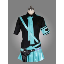 Vocaloid 2 Love is War Miku Cosplay Outfit Costume