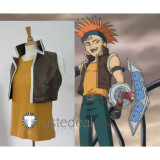 Yu-Gi-Oh! 5D's Crow Hougan Cosplay Costume 2