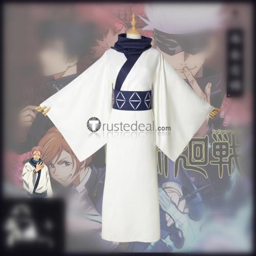 Jujutsu Kaisen Sorcery Fight Suguru Getou Sukuna Mahito Kimono Cosplay Costumes