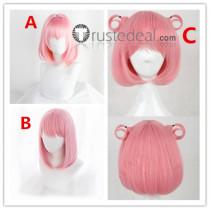 To LOVEru Darkness Momo Belia Deviluke Pink Cosplay Wigs