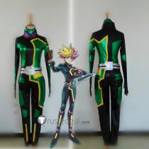 Yu-Gi-Oh VRAINS Playmaker Yusaku Fujiki Suit Cosplay Costume