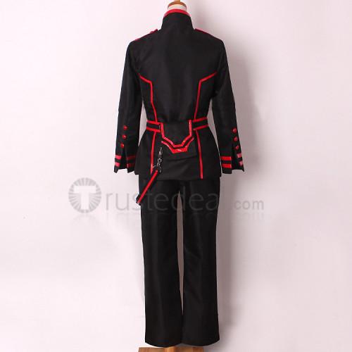 D.Gray-man Hallow Allen Walker 3rd Uniform Cosplay Costume