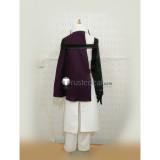 Seraph of the End Owari no Serafu Crowley Eusford White Purple Cosplay Costume