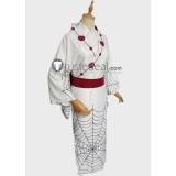 Kimetsu no Yaiba Demon Slayer Rui Lower Moon Five Spider Kimono Cosplay Costume