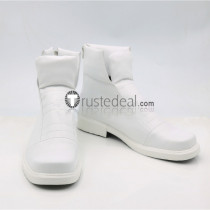 League of Legends Talon SSW White Cosplay Shoes Boots
