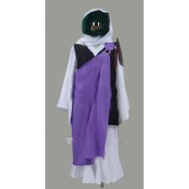 Touken Ranbu Iwatooshi Purple Black Cosplay Costume