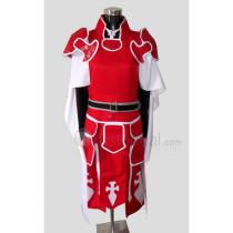 Sword Art Online Heathcliff Kayaba Akihiko Cosplay Costume