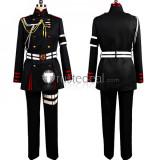 Seraph of the End Owari no Serafu Guren Ichinose Military Uniform Cosplay Costumes