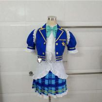 Love Live! Sunshine Aqours Navy Awakening Ruby Dia Hanamaru Mari Kanan Chika You Sailor Uniform Cosplay Costume