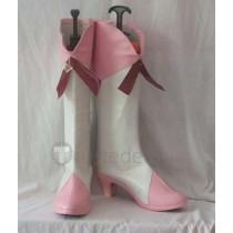 Pretty Cure Cure Happy Hoshizora Miyuki Cosplay Boots Shoes